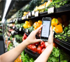Using blockchain to track food freshness